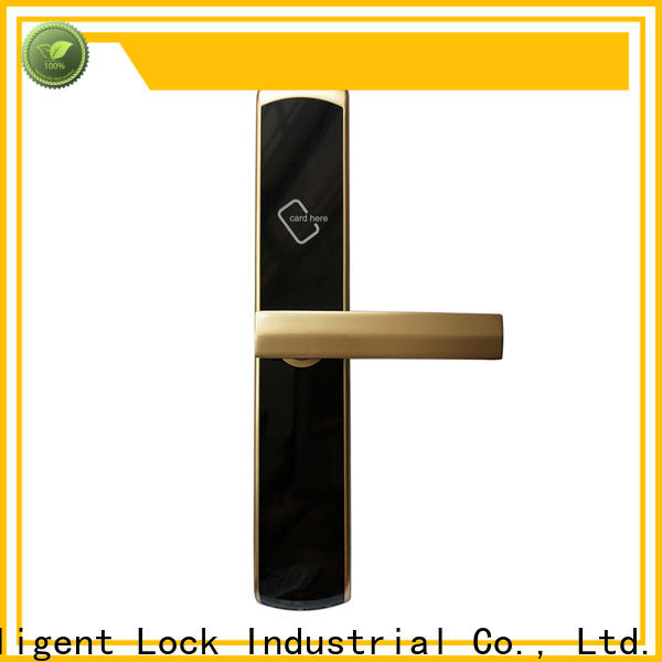 Level Latest hotel door lock system supplier for hotel