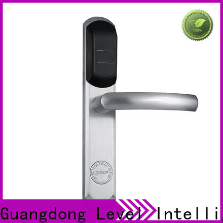 Level Wholesale hotel door lock malaysia promotion for hotel