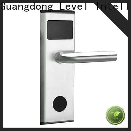 High-quality chinese door lock two promotion for lodging house