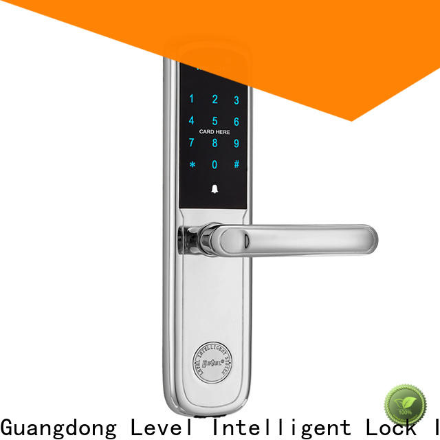Level home keyless entry interior door locks factory price for home