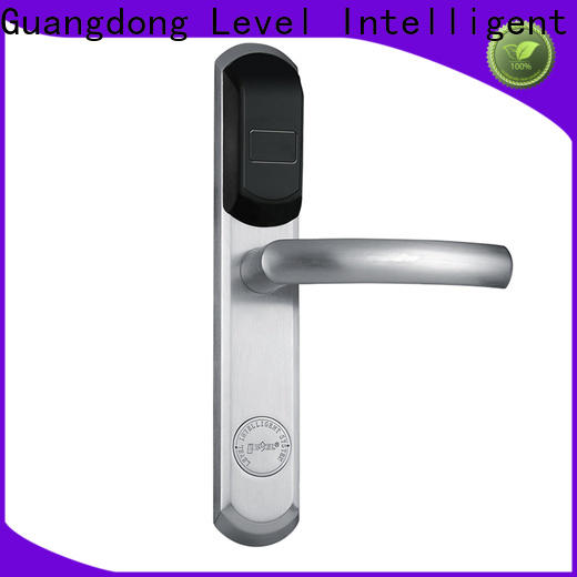 Level technical electronic locking system in hotels wholesale for Villa
