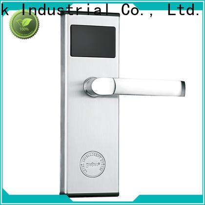 Level aluminum china door lock supplier for hotel