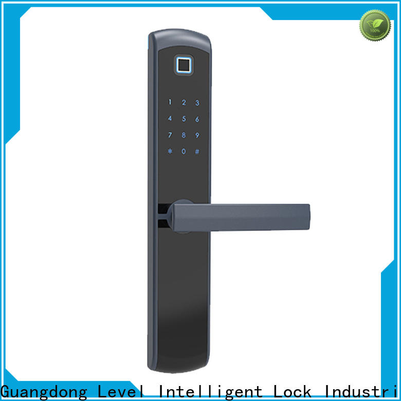 High-quality glass door lock sus304 factory price for home