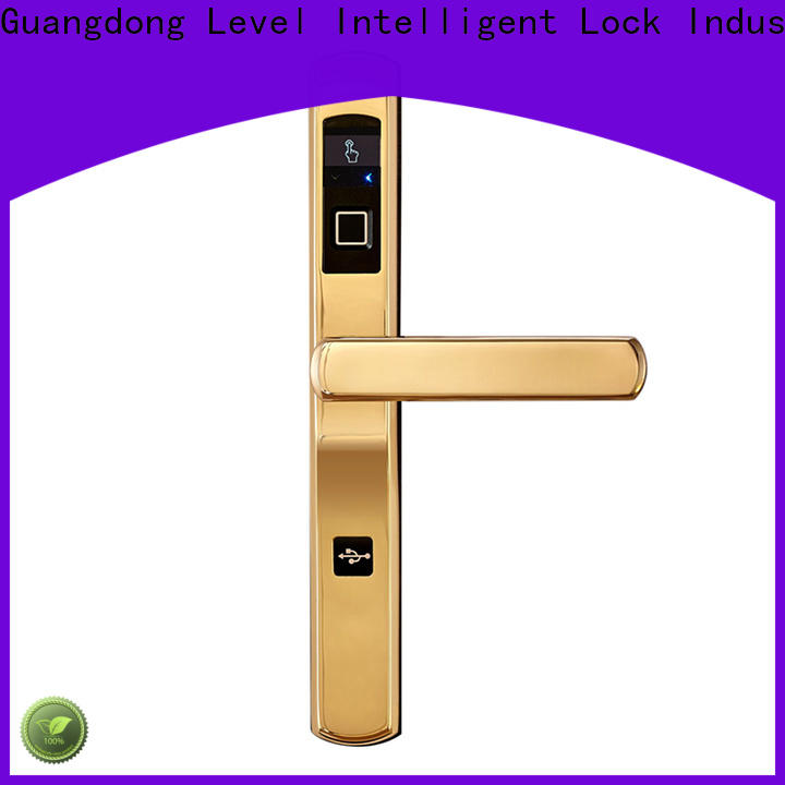 Level Top home keyless door entry systems supplier for residential