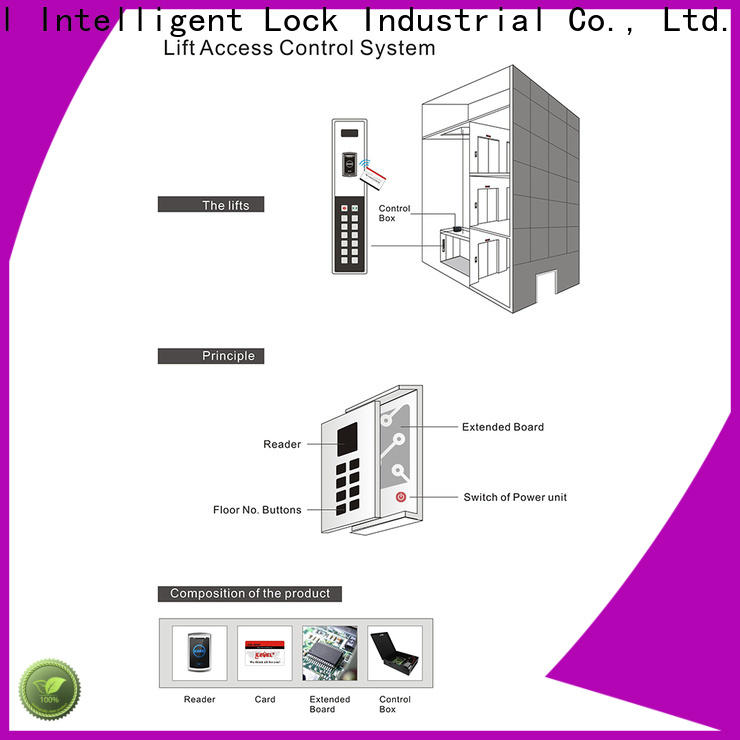 High-quality access control brands level manufacturer for lodging house