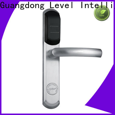 Level electronic hotel card key supplier for apartment