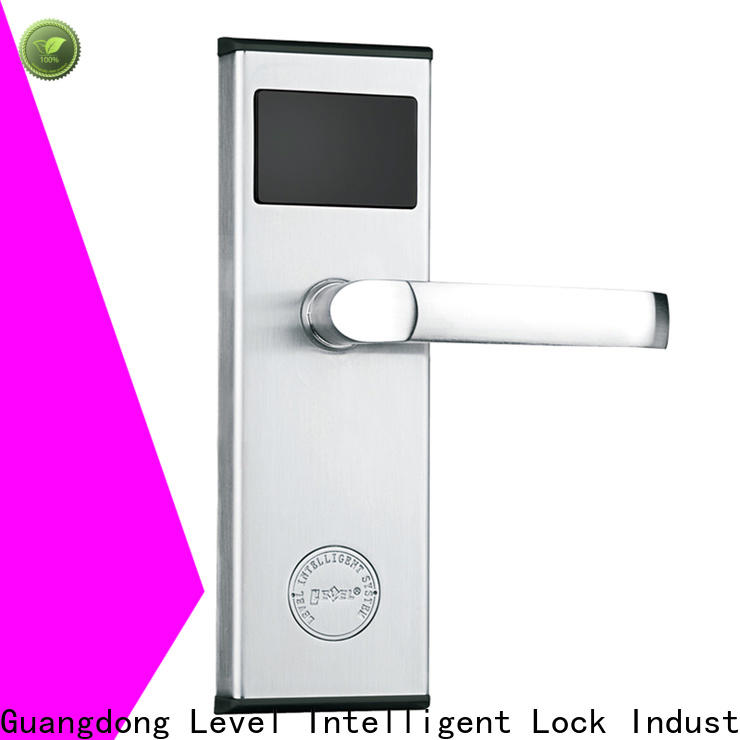 Level 316 contactless door lock supplier for lodging house