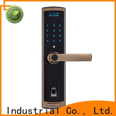 Level digital keypad door entry lock supplier for home