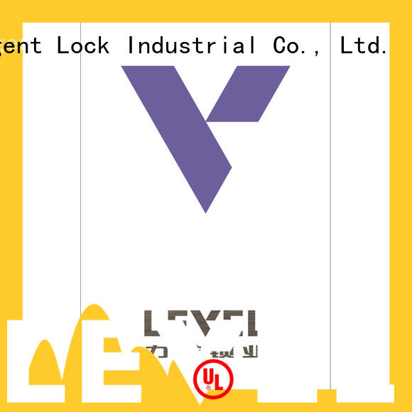 Level security hotel lock system supplier for lodging house