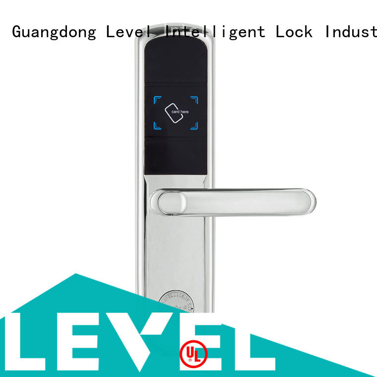 Hotel intelligent door lock Zinc alloy material popular model RF-1550