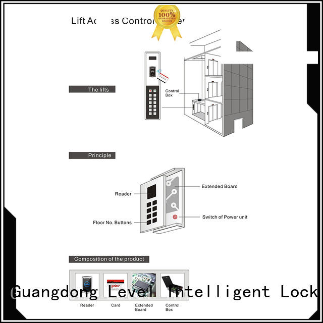 Level lift lift access controller factory price for home