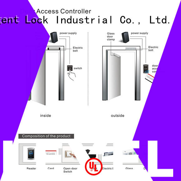 Level high quality smart card access control system promotion for office