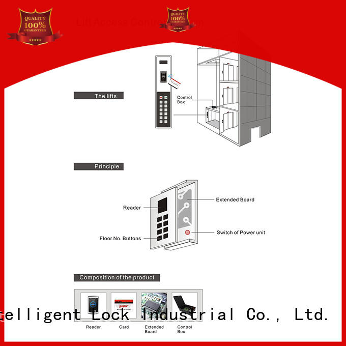 utility LEVEL lift control system factory price for hotel