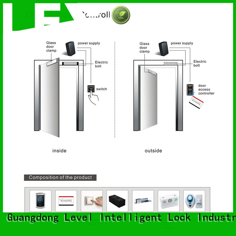 Level high quality offline door access control promotion for bureau