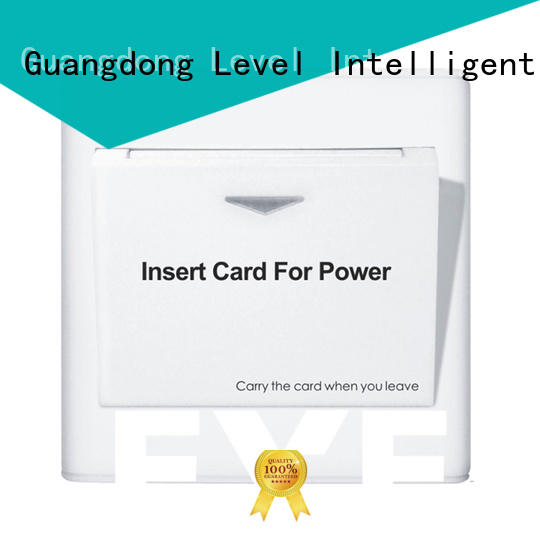 insert hotel card switch promotion for home Level