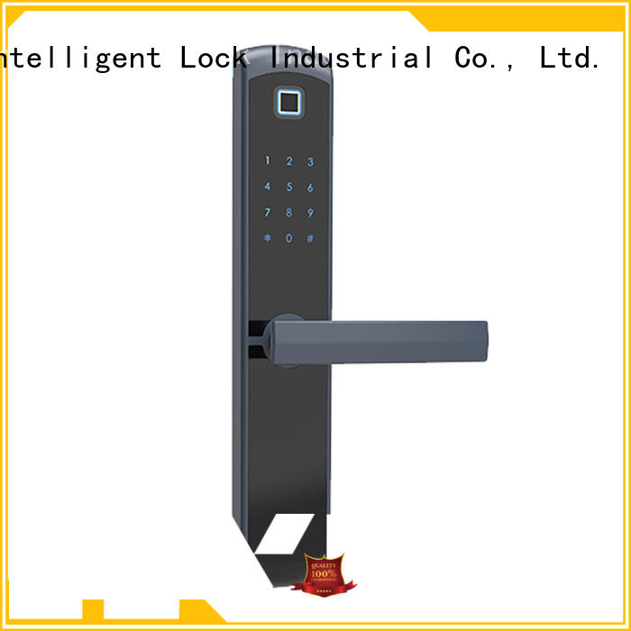 Level office smart card lock wholesale for residential