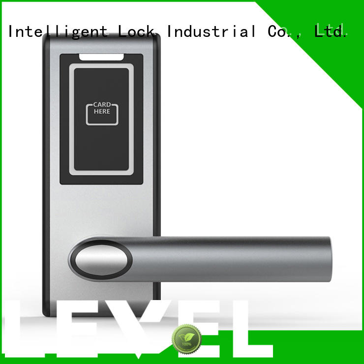 Level rf1550 electronic lock directly price for Villa