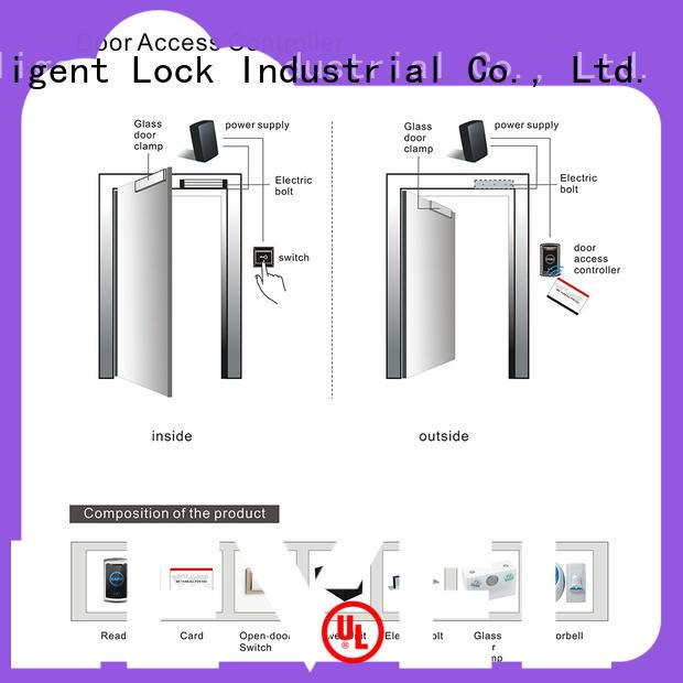 Level adjustable offline door access control wholesale for hotel
