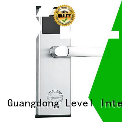 Level rfn300 rfid card lock supplier for lodging house