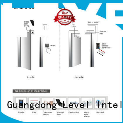 Level level online door access controller promotion for lodging house