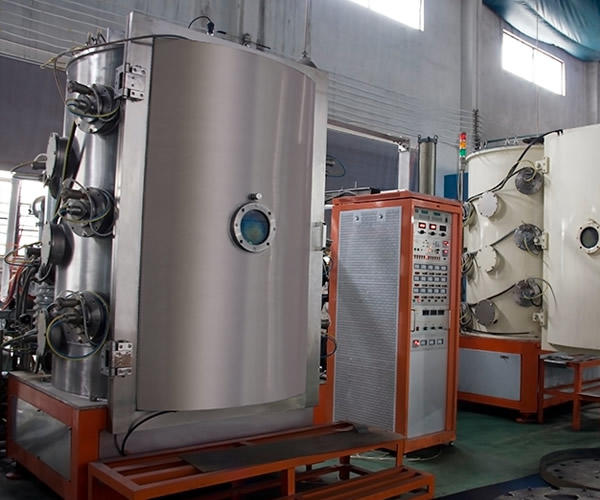 PVD electro-plating line