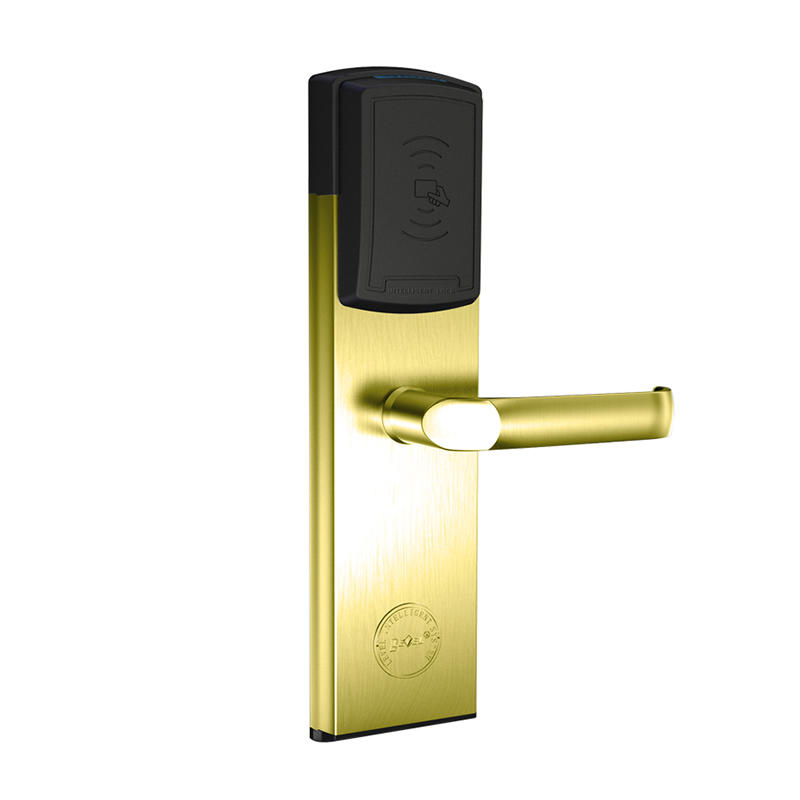 Level Custom card lock promotion for hotel