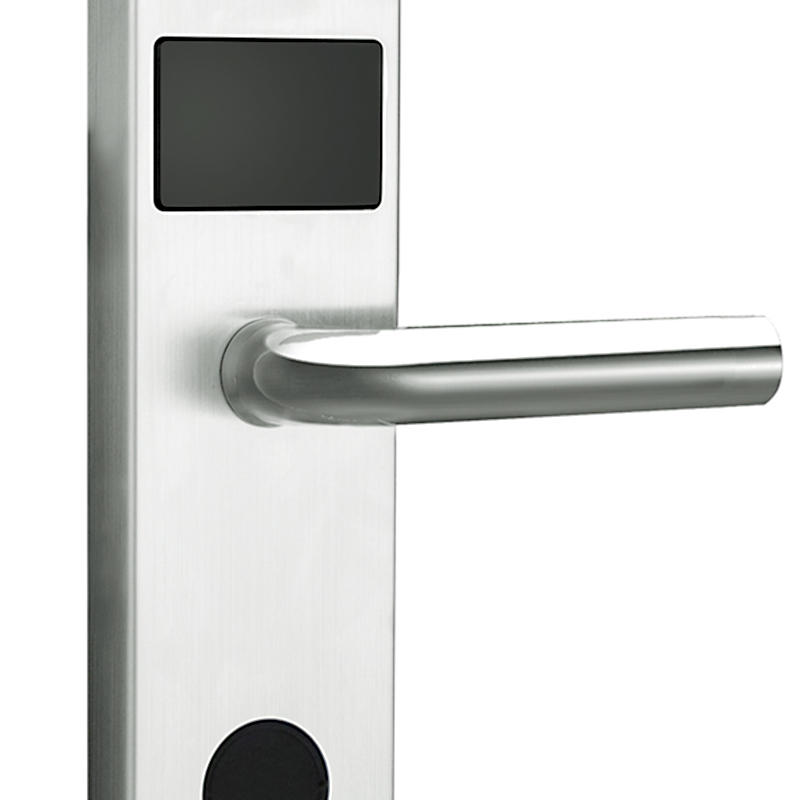 Level lock hotel room door locks supplier for lodging house-2