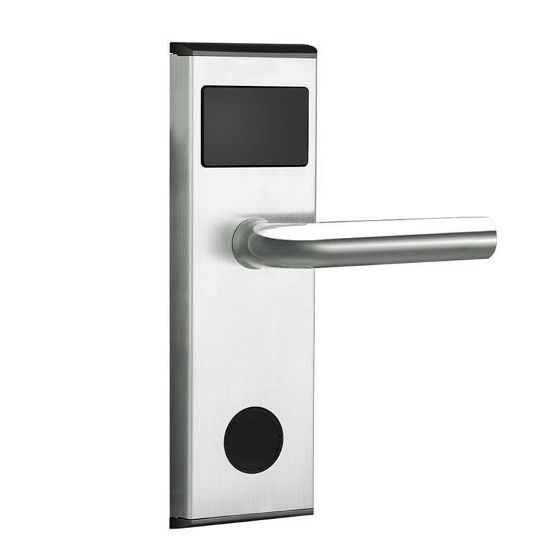 Level lock hotel room door locks supplier for lodging house-1