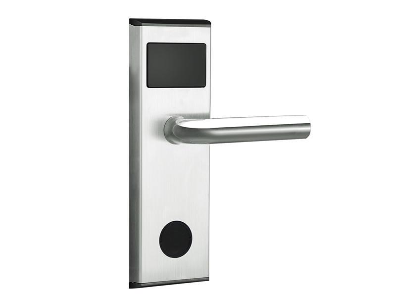 Level lock hotel room door locks supplier for lodging house-3