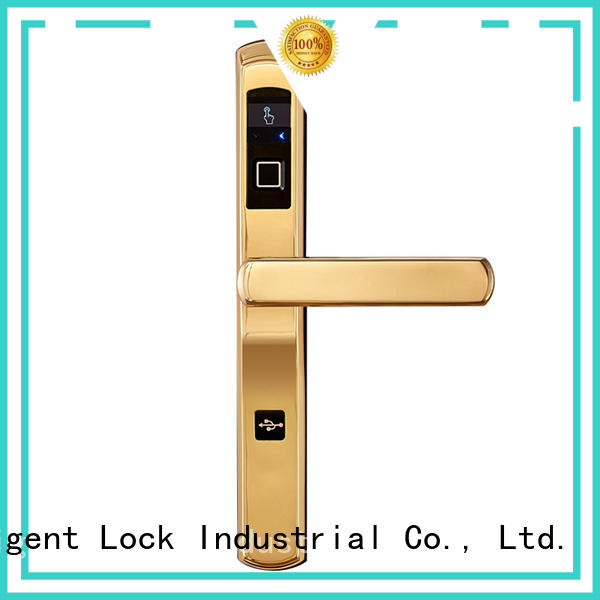 Level keyless touch keypad lock supplier for residential