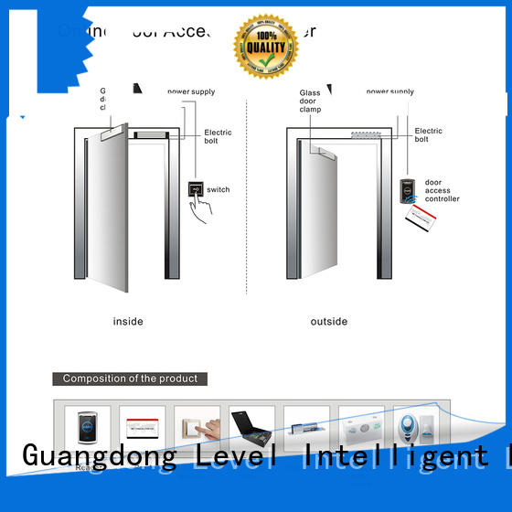 Level controller controller access remote control for apartment