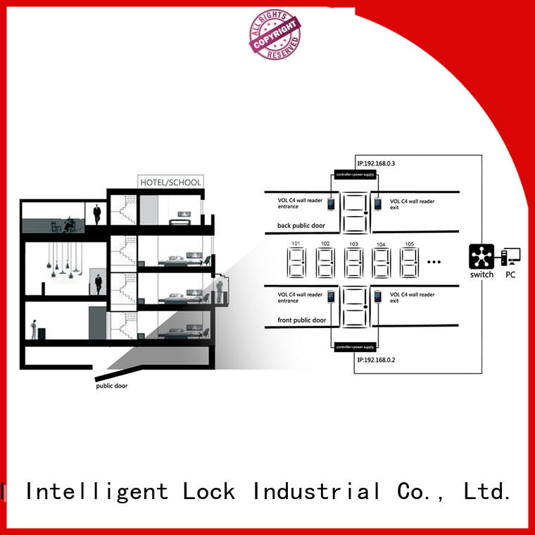 Level lock Level virtual online lock system wholesale for apartment