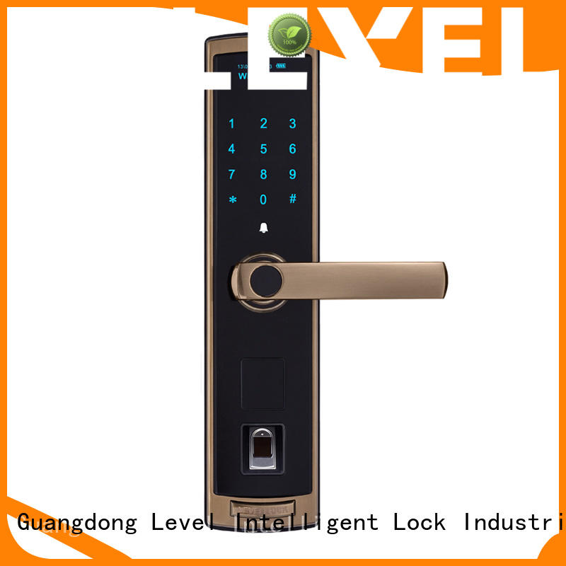 Level keyless electronic door locks for homes on sale for Villa