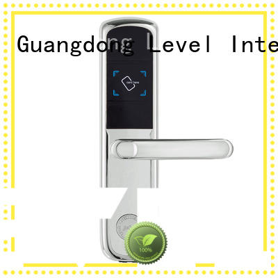 Level high quality electronic lock supplier for apartment
