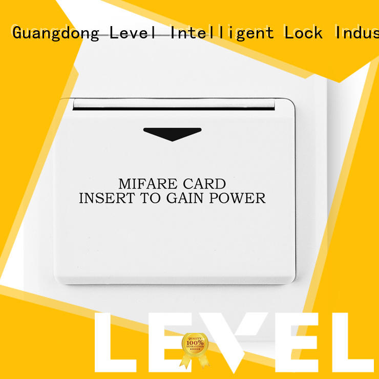 technical energy saver key card switch hotel supplier for apartment
