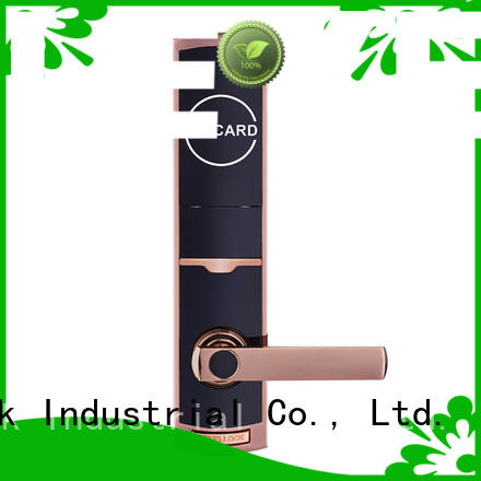 security hotel security lock supplier for hotel