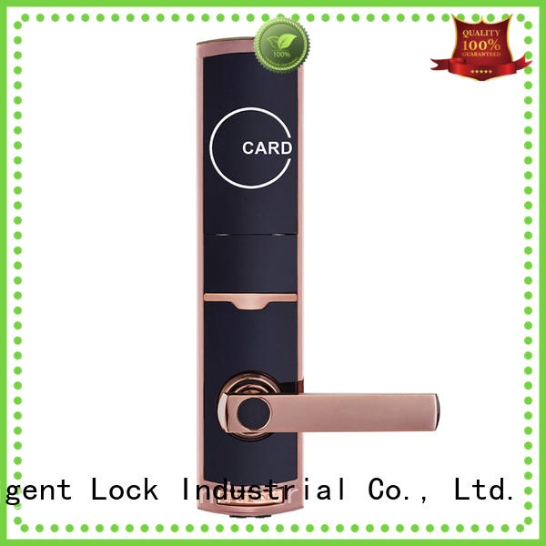 Level technical rfid hotel lock lock for guesthouse