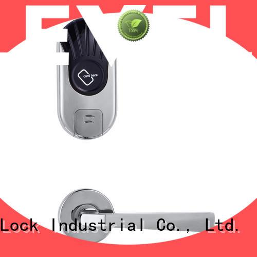 Level room rfid card lock promotion for Villa