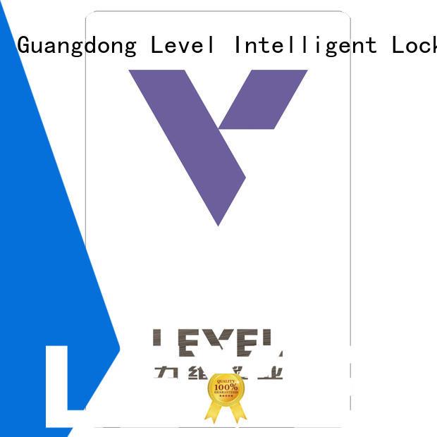 Level software hotel lock system supplier for Villa