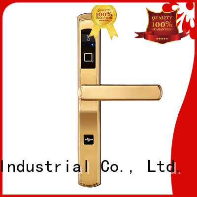 Level security touch keypad lock alloy for residential
