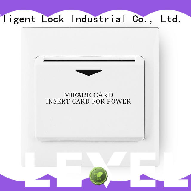 technical energy saver key card switch card promotion for home
