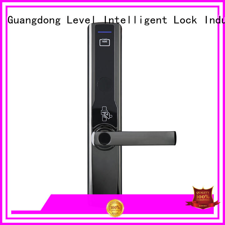 latch smart card lock promotion for lodging house Level