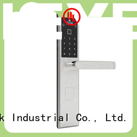 Level high quality smart card lock wholesale for home