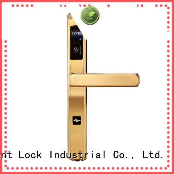 Level practical hotel lock wholesale for apartment
