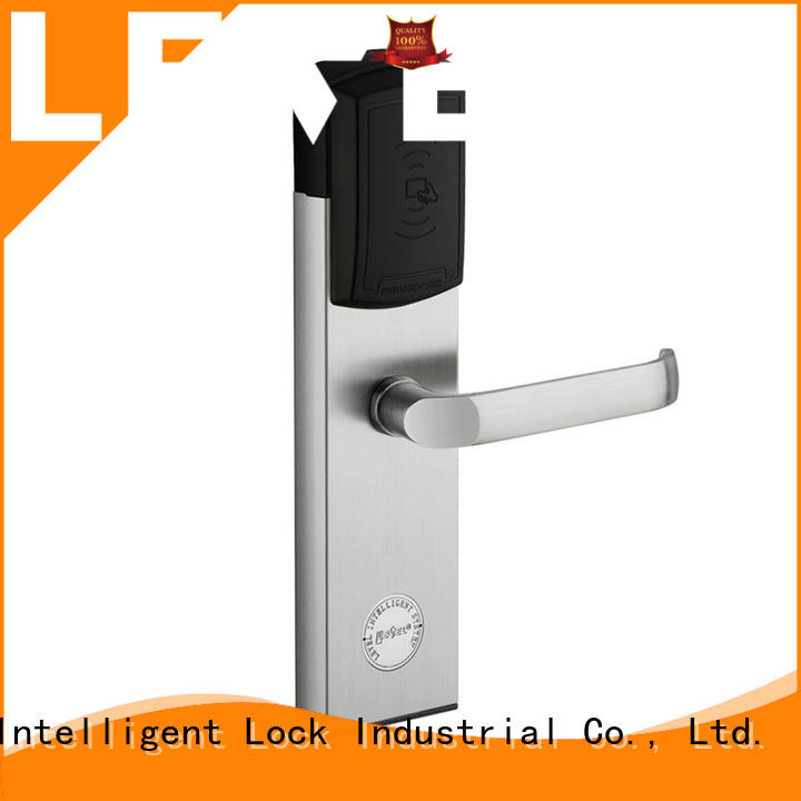 Level card smart card lock supplier for hotel