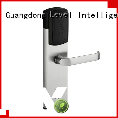 Level practical card lock directly price for apartment