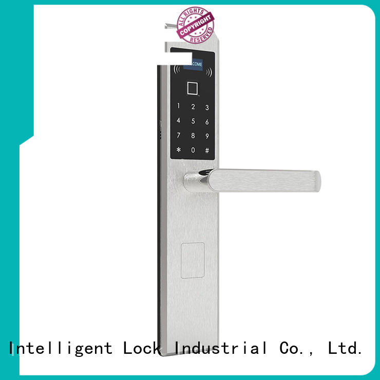 residential electronic lock material for apartment Level