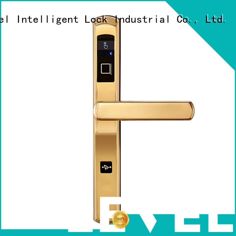 Level rfid touch keypad lock wholesale for Villa