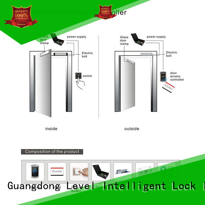 level door access control from China for lodging house Level