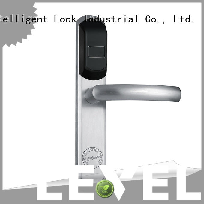 Level hotel electronic lock supplier for guesthouse